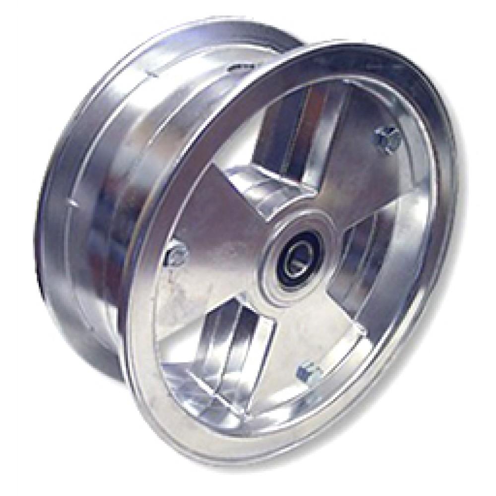 輪圈 鋁合金  6吋 AZUSA Tri-Star