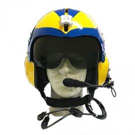 全罩式頭盔 (黃)
